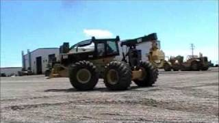 2004 CAT 525B Grapple Skidder