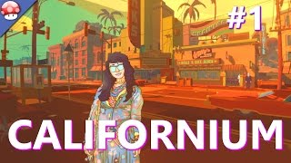 Californium: Walkthrough Part 1 PC Gameplay Lets Play No Commentary [60FPS/1080p]