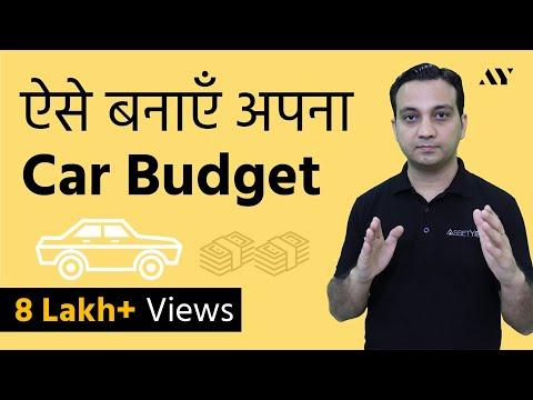 Maximum Car Loan, EMI & Car Value?