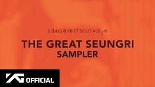 Baixar SEUNGRI - 'THE GREAT SEUNGRI' SAMPLER