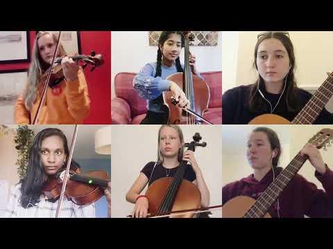 strings-in-lockdown-|-string-ensemble-mashup-|-priyanka-manohar-charity-fundraiser-2020