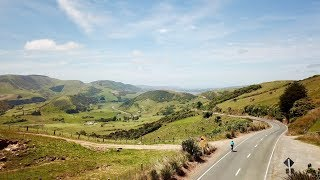 Southern Coast Road Cycle from Queenstown