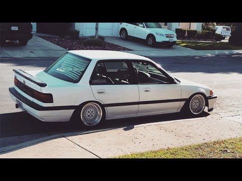 The life of a Car Maniac - Daniel's 1988 EF JDM Sedan.