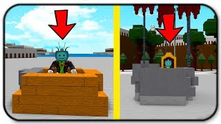 Building My First Boats Roblox - Build A Boat For Treasure