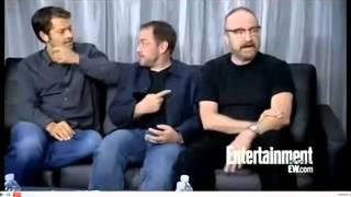 Supernatural - Season 8 - Comic-Con 2012 EW Interview