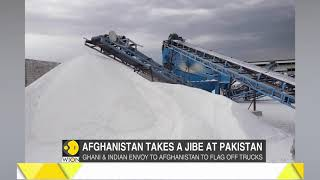 Afghanistan to send exports to India via Chabahar