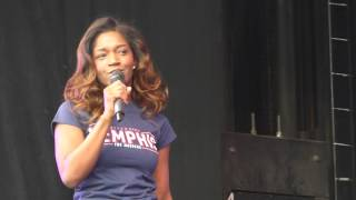 West End Live 2015 - Memphis the Musical Rachel John
