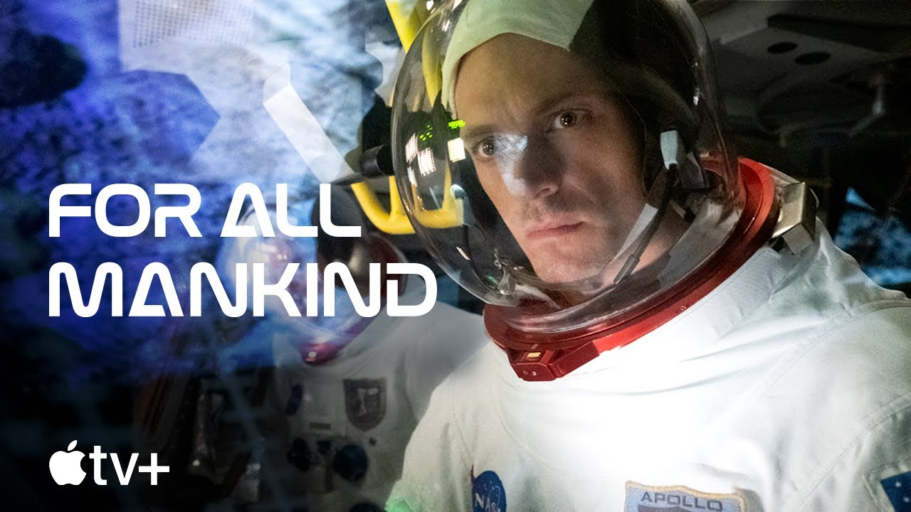 For All Mankind, apple tv+, product placement, entertainment marketing, svod platform