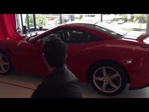 Ferrari California T arrives in South Africa