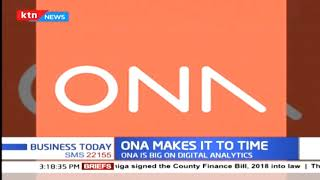 A Kenyan data and technology company, ONA listed in time magazine