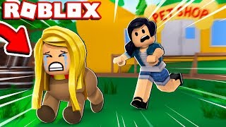 ESCAPE FROM THE PET STORE! (Roblox)