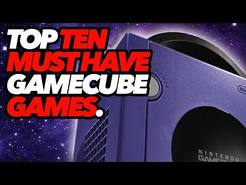 Top Ten Must Have Gamecube Games | TVGS