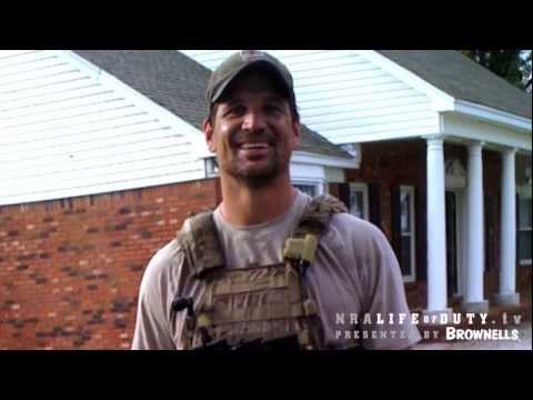 NRA Life of Duty Patriot Profiles  A Tribute to Adam Brown
