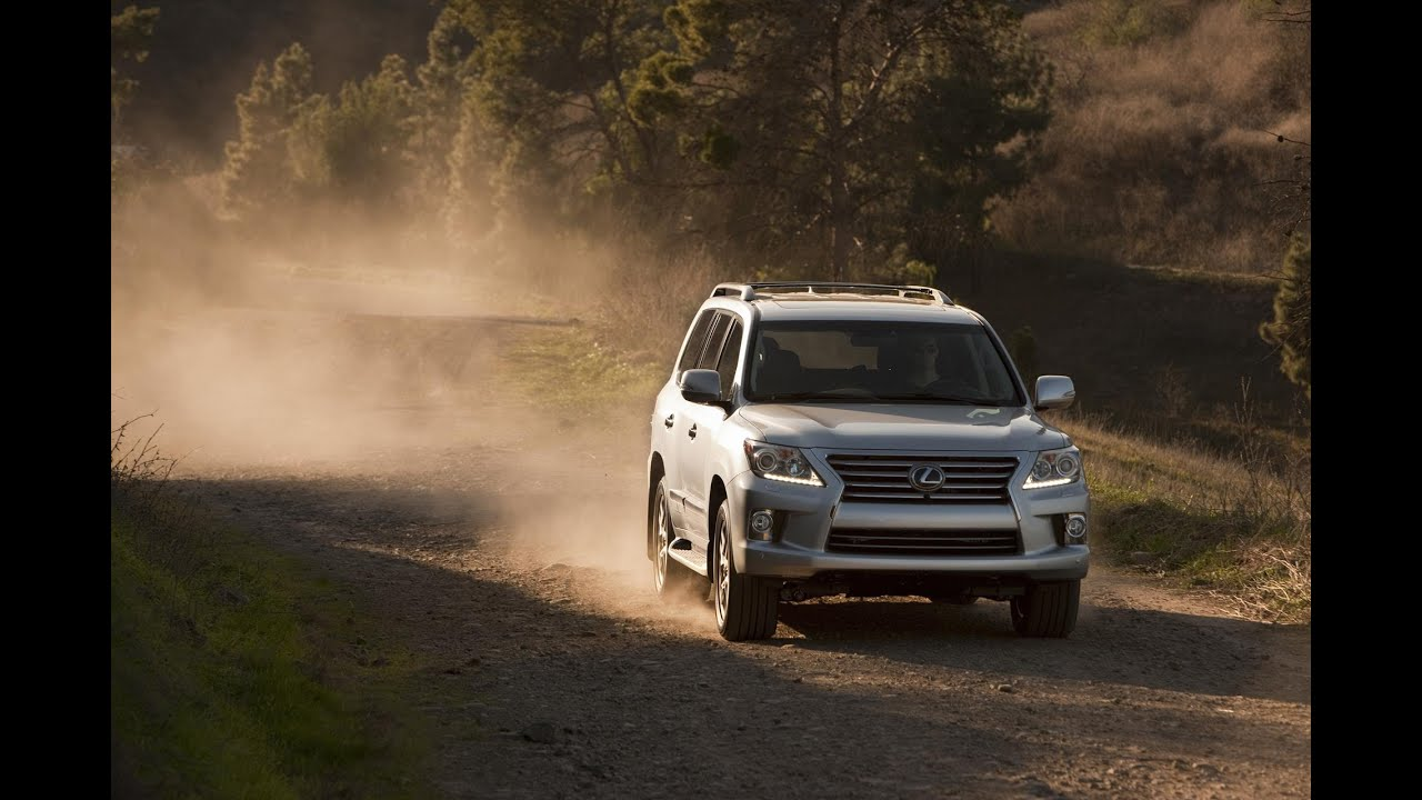 2015 lexus lx 570 extreme off road race and test drive. Black Bedroom Furniture Sets. Home Design Ideas