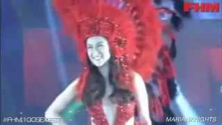 Marian Rivera on FHM 100 Sexiest Women in the World 2014