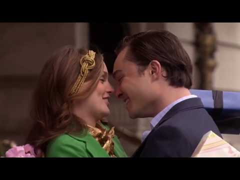 All Chuck and Blair Kiss Scenes (S1-S6) – Gossip Girl [Logoless]