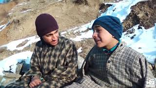 Chillai kalan funny video by kashmiri fun club