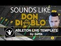 Download Ableton Template - Future Bounce - Alone With You by Saftik MP3 song and Music Video