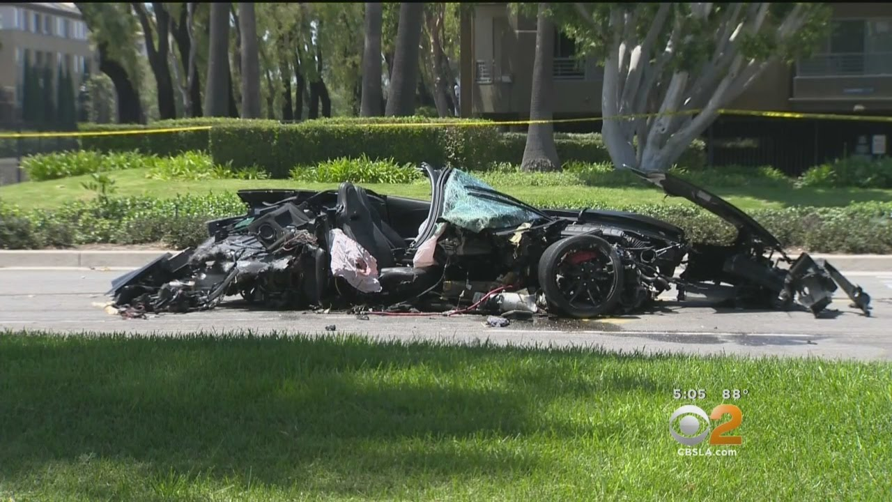 2 Young Women Killed, Man Critically Injured In Horrific Corvette Crash