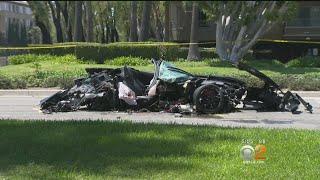 2 Young Women Killed, Man Critically Injured In Horrific Corvette Crash