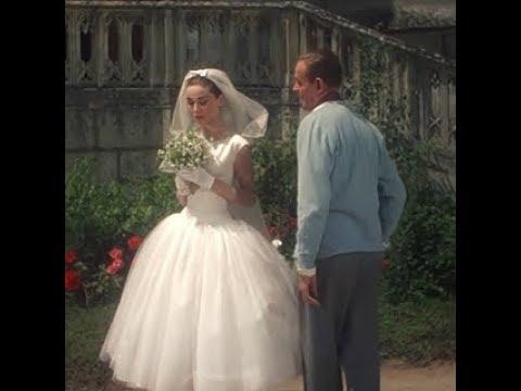 Audrey Hepburn Funny Face Wedding Dress 1950 S Movie Youtube,Royal Hindu Indian Wedding Dresses For Men