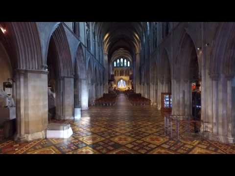 A Visit to Saint Patrick's Cathedral Dublin
