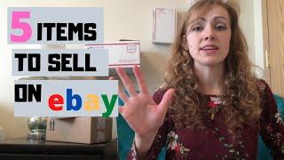 5 Household Items eBay Beginners Can Sell screenshot 1
