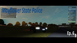 ROBLOX Mayflower State Police| Episode 6| PARTNER PATROL!!!