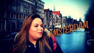 VLOG#17/2017 Um dia em Amsterdam com Elisa, hard rock cafe e curiosidades /brunnacomdoisns