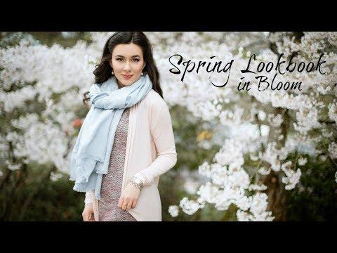 SPRING LOOKBOOK | SORBET BLOOMS COLLECTION