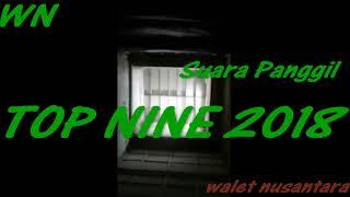 SUARA PANGGIL WALETTOP NINE REVISI 2018