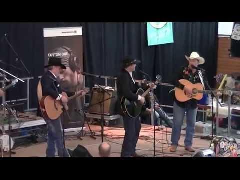 """[HD] Hermann Lammers Meyer & Friends """"Willie Nelson/Waylon Jennings Medley"""""""