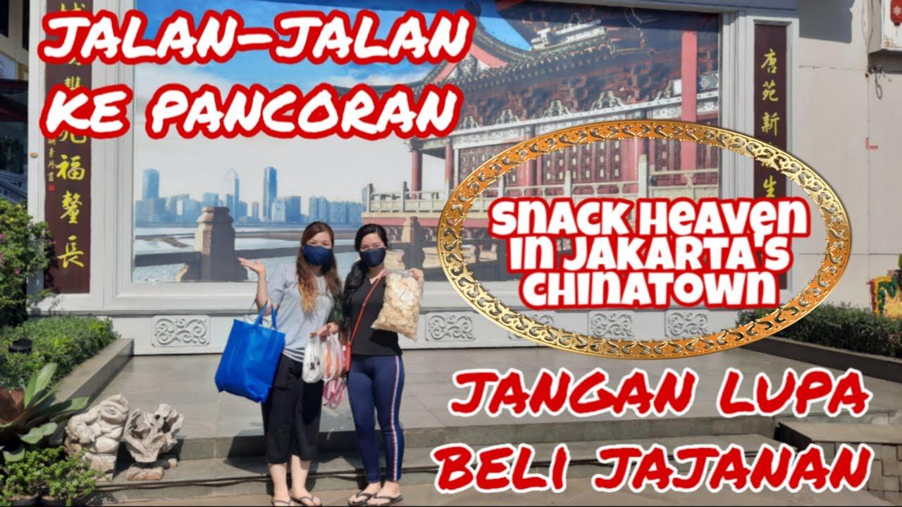 Eng Wisata Dan Kuliner Di Pancoran Glodok Walking Around And Must Eat In Jakarta Chinatown Youtube