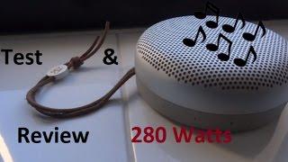 mqdefault - [Saturn] B&O PLAY BeoPlay A1 Bluetooth Lautsprecher für nur 149€ statt 199€