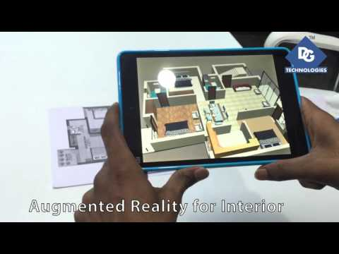 Augmented Reality for 3D Real Estate