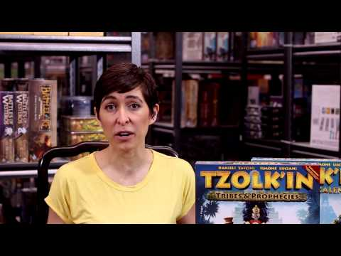 Tzolk'in And Dungeon Petz Expansion Review - Starlit Citadel Reviews Season 3