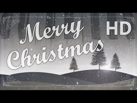 CHRISTMAS BACKGROUND MUSIC - 1 HOUR of Traditional Christmas Carols Instrumental Piano -Royalty free