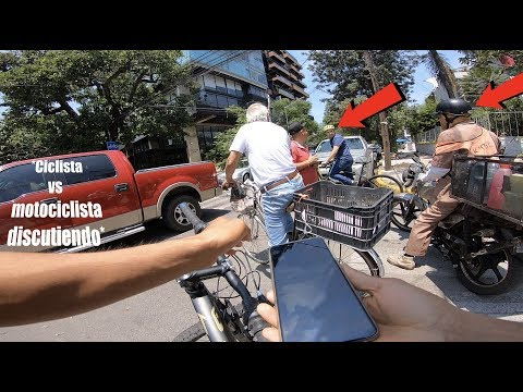 GENTE LOCA POR LAS CALLES DISCUTIENDO *La Bici Que Compré En Segunda Mano* 🥴