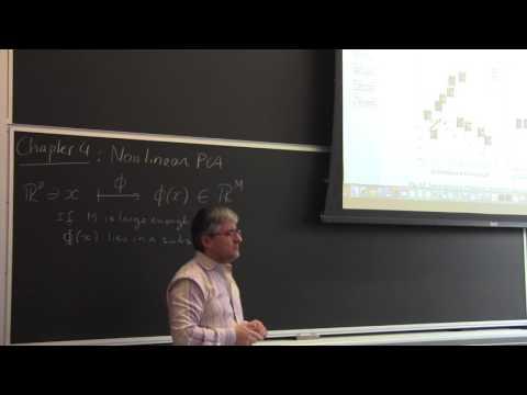 Lecture 13 | Nonlinear PCA (Hopkins)