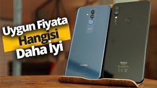 Redmi Note 7 vs Huawei Mate 20 Lite! - Uygun Fiyata En İyisi Hangisi?