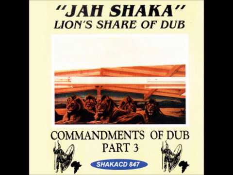 Jah Shaka - Commandments of Dub Part 3: Lion's Share of Dub [Full Album]