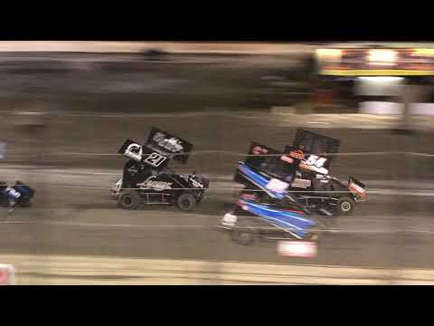 Lemoore Raceway Cal Cup 11/9/19 Restricted Heat- Cash