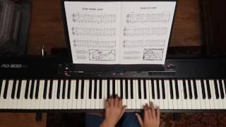 Hänsel und Gretel - Kinderlieder am Klavier