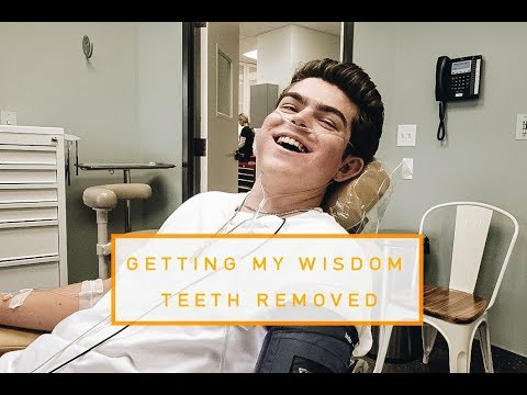 how to get my wisdom teeth removed