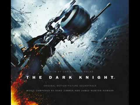 The Dark Knight Soundtrack  Agent of Chaos