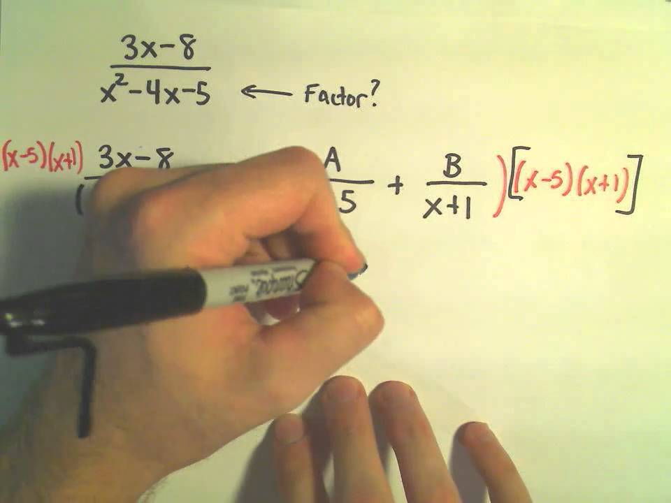 math worksheet : partial fraction de position  example 1  youtube : Partial Fractions Worksheet