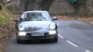 Essai Porsche 911 997 Targa 4S