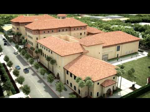 Cinematic Arts Complex Fly Through