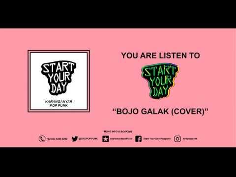 Start Your Day - Bojo Galak (Poppunk Cover)