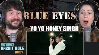 Blue Eyes Full Video Song Yo Yo Honey Singh | Irh Daily REACTION!